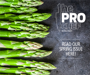 The Pro Chef Middle East | Spring Issue | 2018