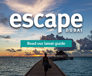 BBC Good Food Middle East | Escape Dubai | 2018
